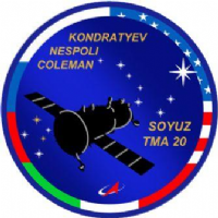 Soyuz TMA-20 International Space Station Mission Decal